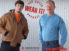 NJATC FR APPAREL